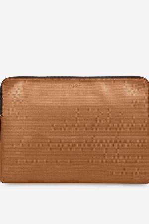 Knomo-Sleeve-14-15-Laptop-Hülle-Bronze-bronze