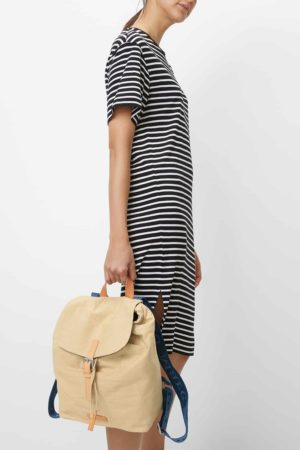 Marc O'Polo Ayleen Rucksack Canvas Stoff