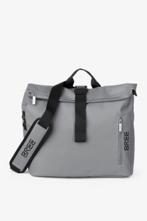 BREE Punch 715 Messenger Bag Tasche slate grau 83950715_4038671018327_1