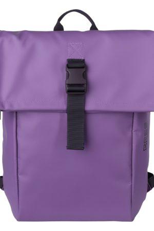 BREE Punch 93 Rucksack M wasserabweisend pat. purple lila 83299093_4038671021662_1