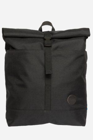 Enter LS Roll Top Rucksack recycled black schwarz_S19LC1642R01_1